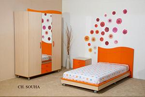 Meublatex TUNISIE chambre enfant