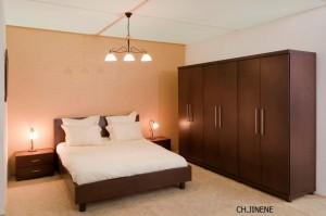 Meublatex chambre à coucher Jenine