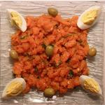 recette tunsienne puré de carotte