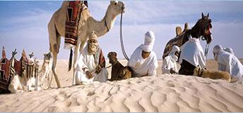 séjour désert tunisie