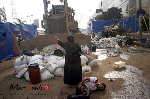egypte magnifestation
