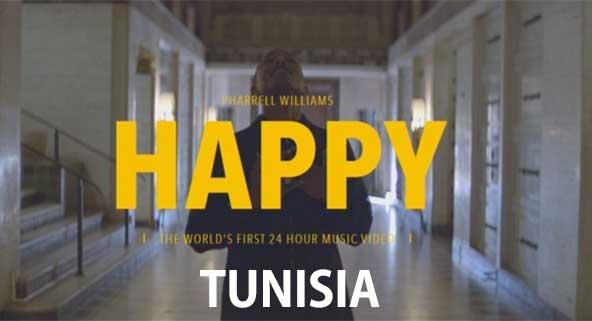 happy tunisie