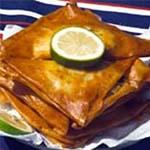 Recettes des brick au thon à la tunisienne facile à préparer