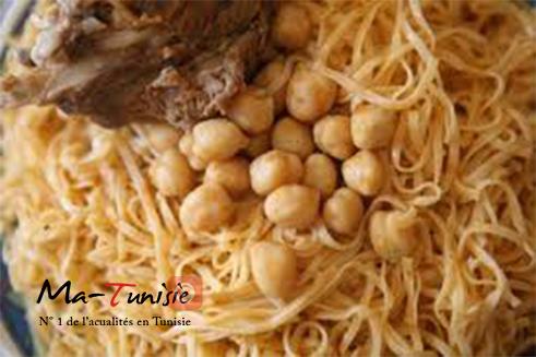 recette tunisienne rechta