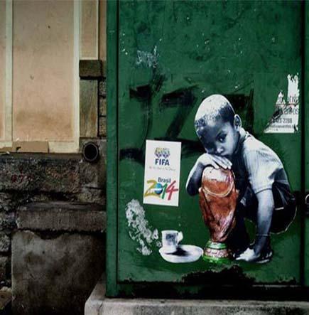 street art brésilien