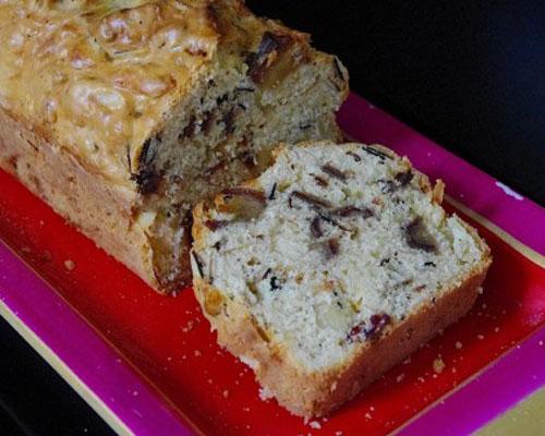 cake aux dates