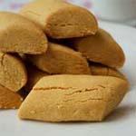 Recette ghraiba tunisienne aux pois chiches (homs)