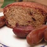 recette cake aux dates