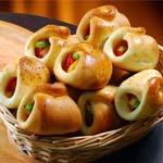 Recette tartelette au mozzarella et champignons
